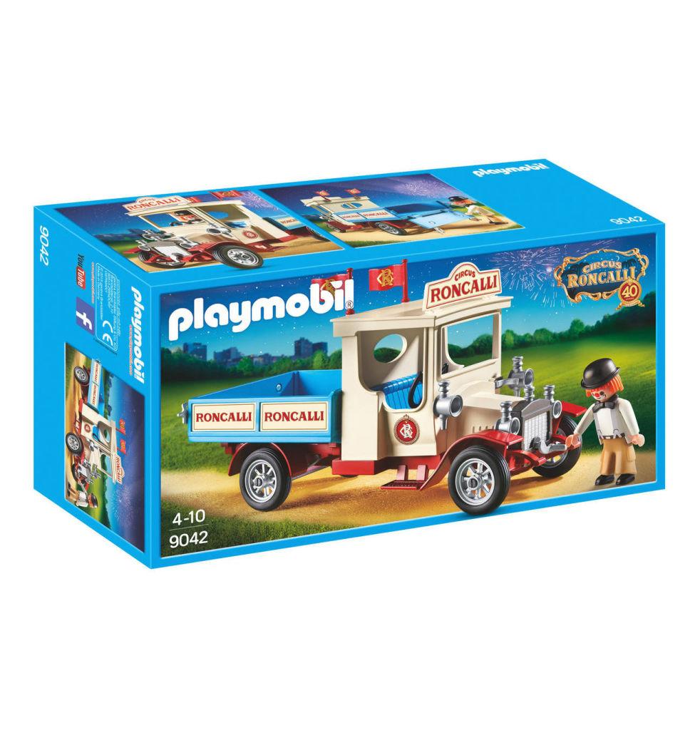 Playmobil 9042 - Roncalli Vintage Truck - Box