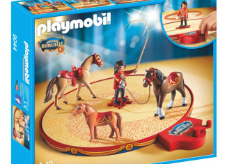 Playmobil - 9044 - Roncalli Horse Training