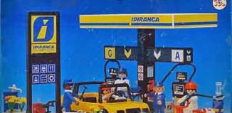 Playmobil - 23.88.6-trol - ipiranga gas station