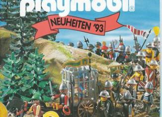 Playmobil - Neuheiten Katalogs – Spielwarenmesse Nürnberg