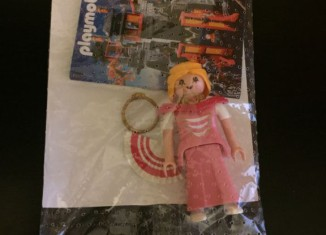 Playmobil - 0000 - Fan Princess - free promotional