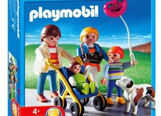 Playmobil - 3209s2 - Family Walk
