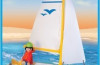 Playmobil - 3138-ant - Segelboot