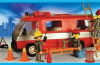 Playmobil - 1-3252-ant -  firemen and truck