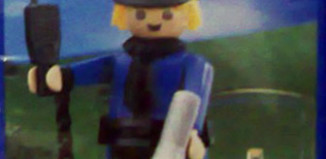 Playmobil - 13338-aur - policeman