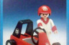 Playmobil - 13575-aur - child with car