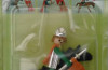 Playmobil - 1713v2-pla - Green Knight with horse
