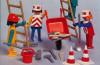 Playmobil - 1721-pla - Set de départ Ouvriers de la voirie