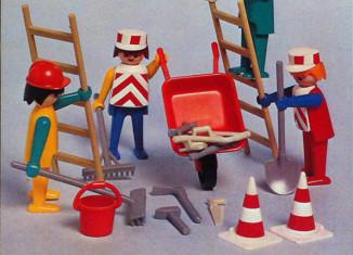 Playmobil - 1721-pla - Builders BasicSet