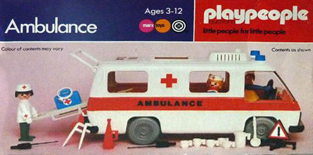 playmobil set 1748v1 pla ambulance klickypedia. Black Bedroom Furniture Sets. Home Design Ideas