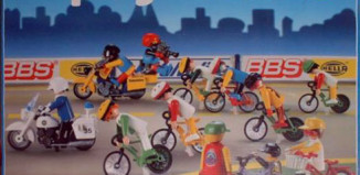 Playmobil - 9974v1-esp - Bike Race