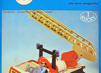 Playmobil - 23.23.6-trol - Fire Truck