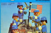 Playmobil - 23.24.2 - V1-trol - Union Soldiers Camp Fire