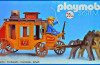 Playmobil - 23.24.5-trol - Yellow stagecoach