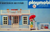Playmobil - 23.42.1-trol - Western-House