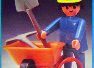 Playmobil - 23.81.6-trol - constuction worker