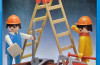 Playmobil - 23.81.8-trol - construction workers with scaffold