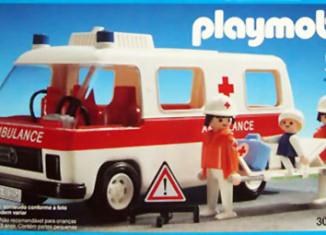 Playmobil - 30.14.20-est - Ambulance