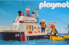 Playmobil - 30.14.30-est - Cost guard launch