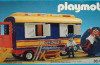 Playmobil - 30.16.20-est - Knife thrower with circus caravan