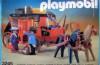 Playmobil - 3245-esp - Diligence rouge