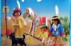 Playmobil - 3396-esp-fra - Famille indienne