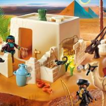 Playmobil - Escondite de Saqueadores de Tumbas