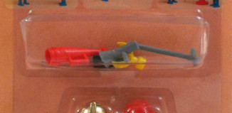 Playmobil - 1752-pla - 2 firemen