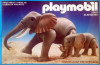 Playmobil - 13493-aur - elephants