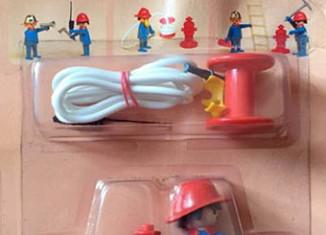 Playmobil - 1753-pla - Fireman