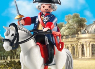 Playmobil - 6799-ger - Frederick the Great