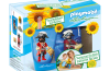 "Playmobil - 9011-ger - Starter-Set für Kids: ""Pirat"" All-in-One Set"