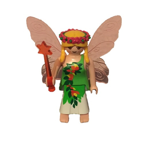 Playmobil 0000 - Flower fairy - free promotional - Box