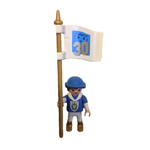 Playmobil 30898282 - 30 anniversary medieval child - free promotional - Box