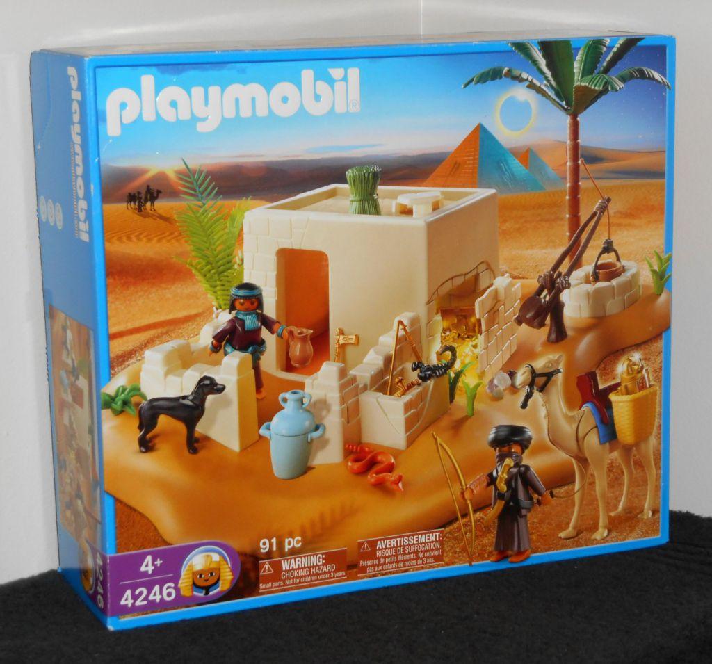 Playmobil review egyptian set add on klickypedia - Playmobil egyptien ...