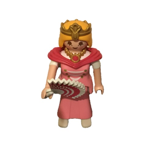 Playmobil 0000 - Fan Princess - free promotional - Box