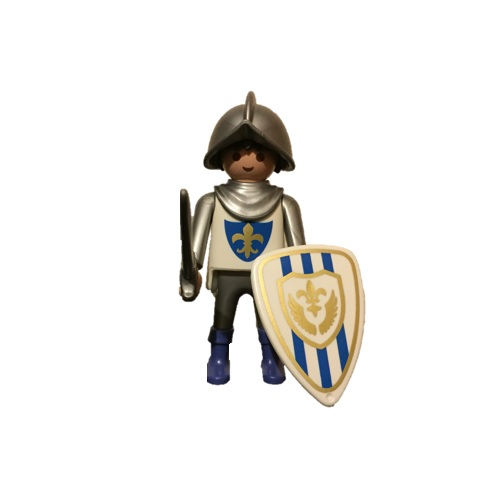 Playmobil 0000 - Lis Flower Soldier - free promotional - Box