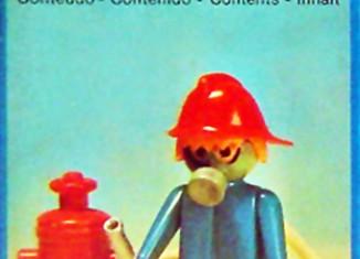 Playmobil - 23.36.7-trol - fireman