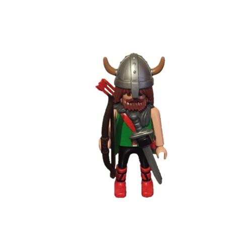 Playmobil 0000 - Viking archer - free promotional - Box