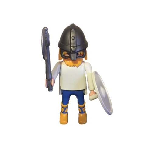 Playmobil 0000 - Color Viking - Free promotional - Box