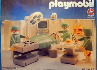 Playmobil - 30.14.12-est - operating room