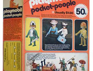 Playmobil - 0000-ken - kellog's promotional figures