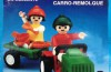 Playmobil - 13594-aur - children with tractor