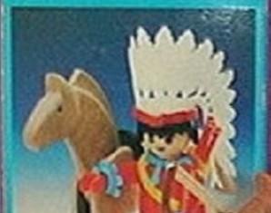 Playmobil - 13351-aur - indian