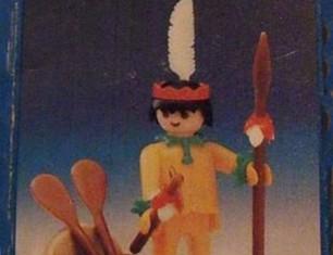 Playmobil - 13352-xat - Indian