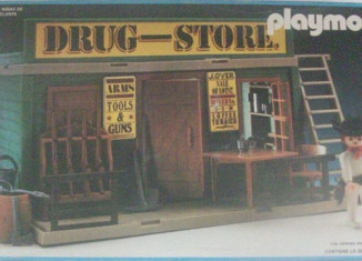 Playmobil - 13462-aur - drugstore