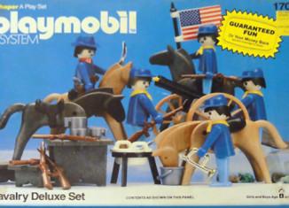 Playmobil - 1702-sch - Cavalry Deluxe Set