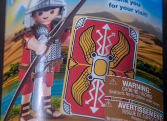 Playmobil - 30912224-ger - Nuremberg Toy Fair Give-Away Roman Warrior