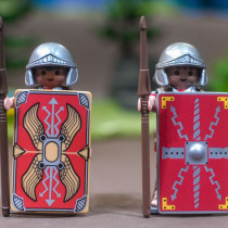 Playmobil - Nuevos escudos romanos
