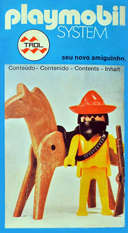 Playmobil 23.34.3-trol - Bandit - Box